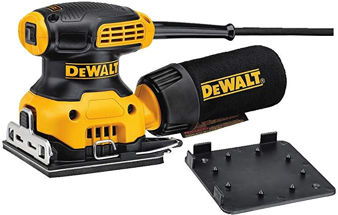 DEWALT DWE6411 Orbital Finish Sander