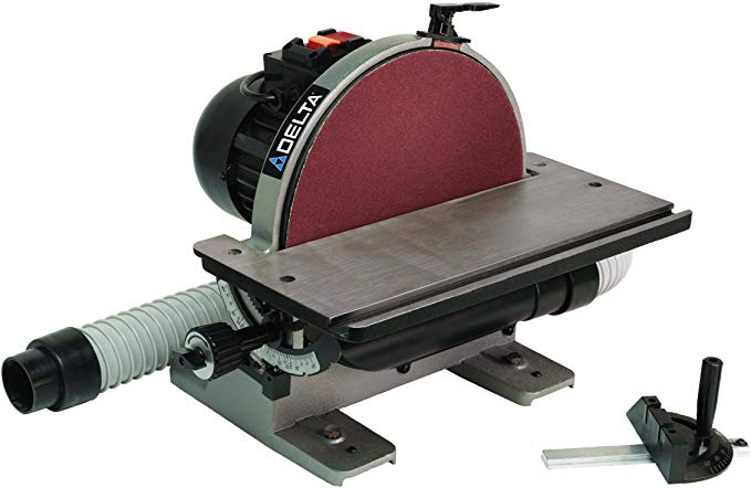 Delta Power Equipment Corp 31-40 Disc Sander