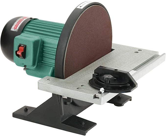 Grizzly G7297 Disc Sander