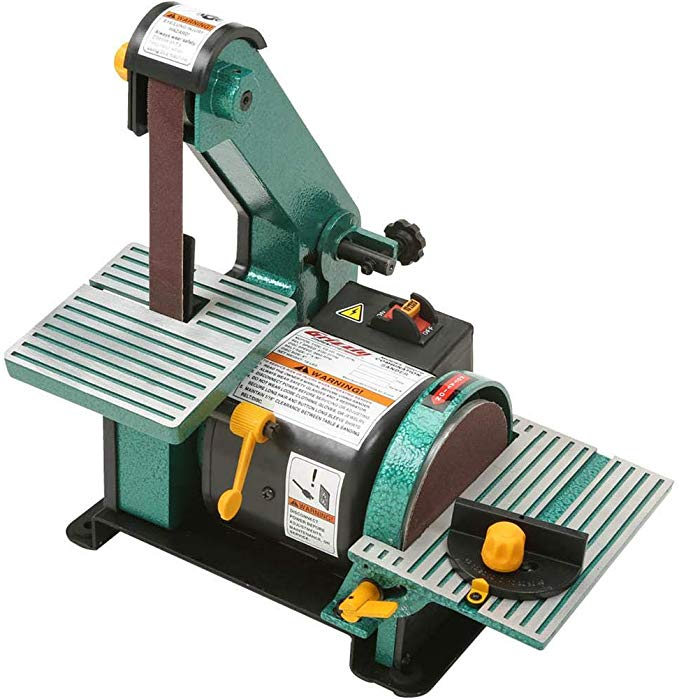 Grizzly Industrial H6070 Belt Disc Combo Sander