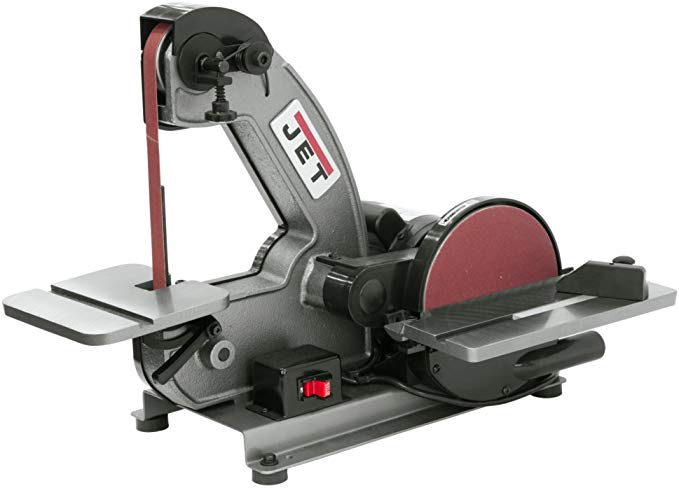 JET J-4002 Bench Belt and Disc Sander