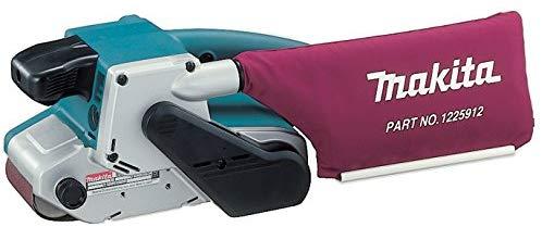 Makita 9903 Variable Speed Belt Sander with Cloth Dust Bag