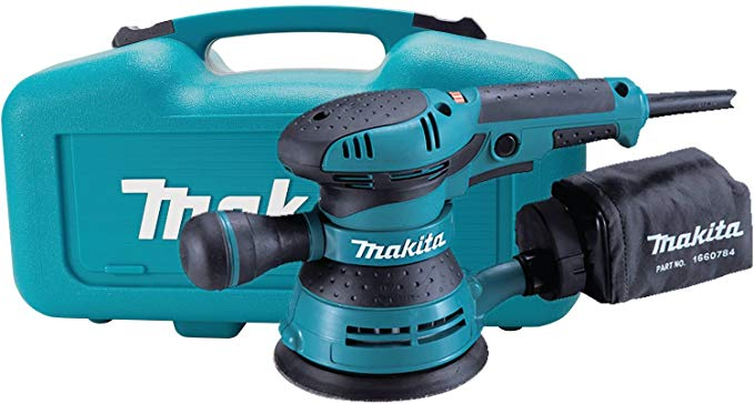Makita BO5041K Random Orbit Sander Kit