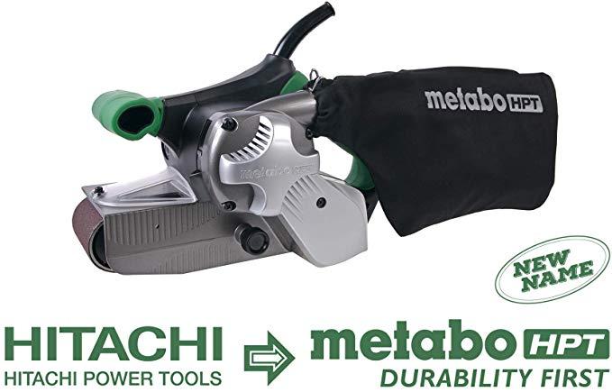 Metabo HPT SB8V2 Variable Speed Belt Sander