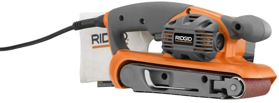 Ridgid ZRR2740 Variable Speed Belt Sander