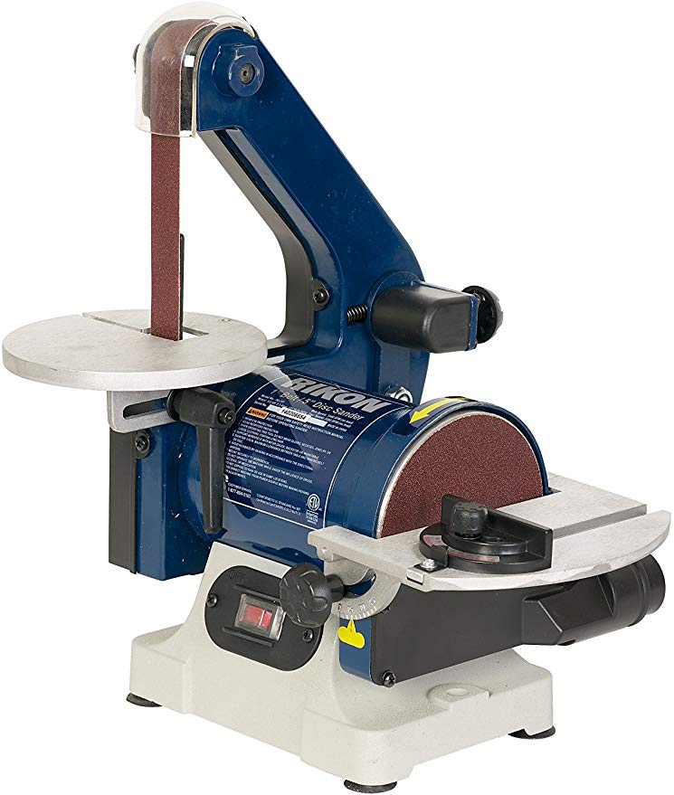 Rikon Power Tools 50-151 Belt with Disc Sander