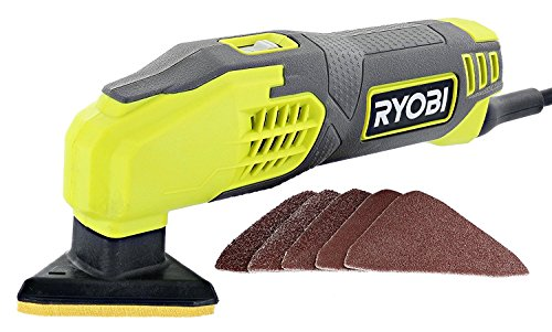 Ryobi DS1200 Detail Sander with Triangular Head