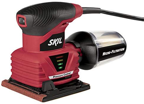 SKIL 7292-02 2.0 Amp 1/4 Sheet Palm Sander