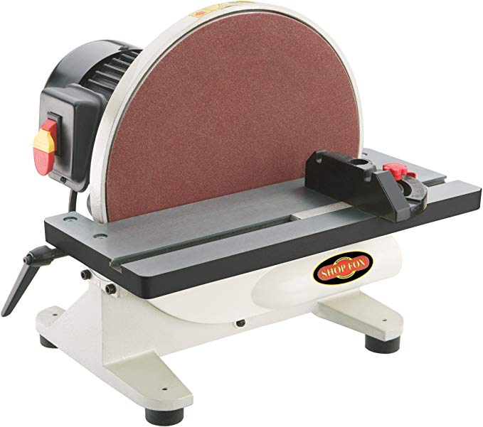 Shop Fox W1828 Disc Sander