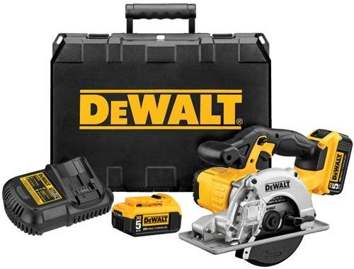 Dewalt DCS373P2 Circular Saw Kit