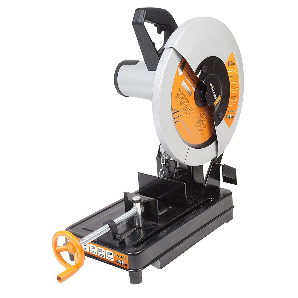 Evolution Power Tools RAGE2 Multi-Purpose Cutting Chop Saw