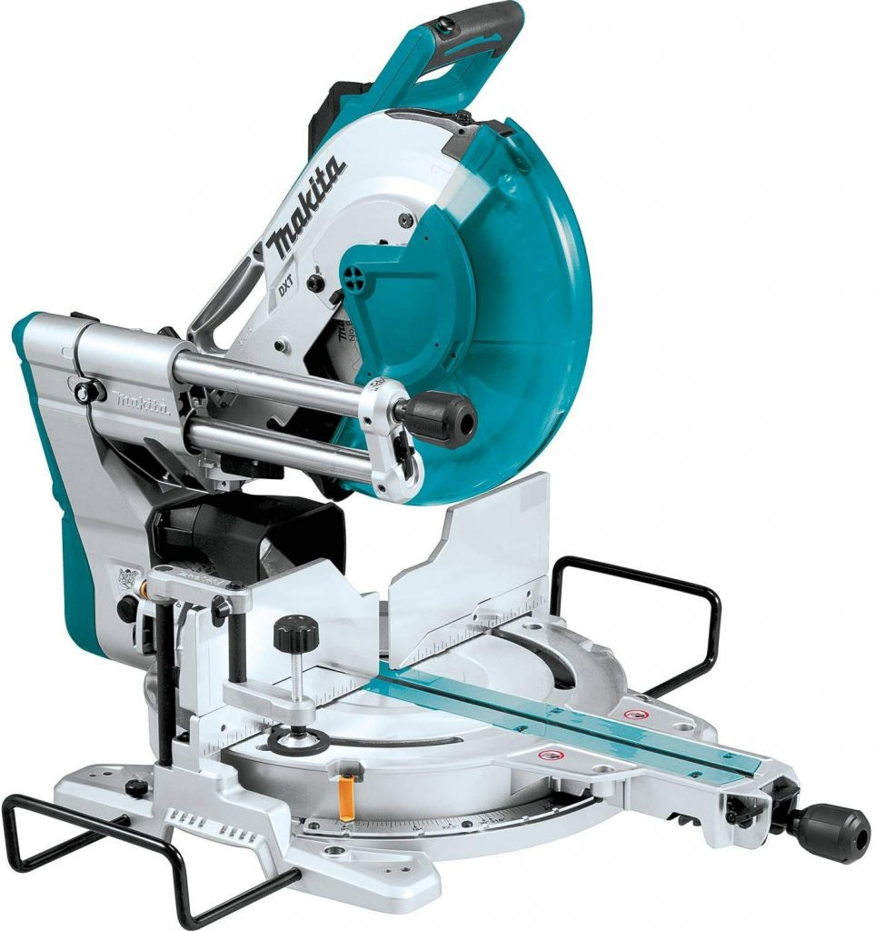 Makita LS1219L Dual-Bevel Sliding Compound Miter Saw