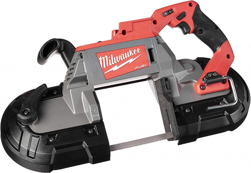 Milwaukee 2729-20 M18 Fuel Deep-Cut Band Saw