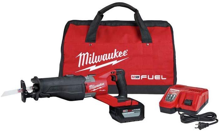 Milwaukee M18 2722-21 Super Sawzall Kit
