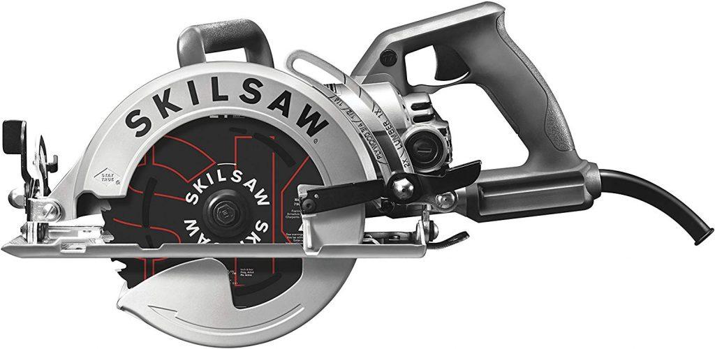 SKILSAW SPT77W-01 Worm Drive Circular Saw