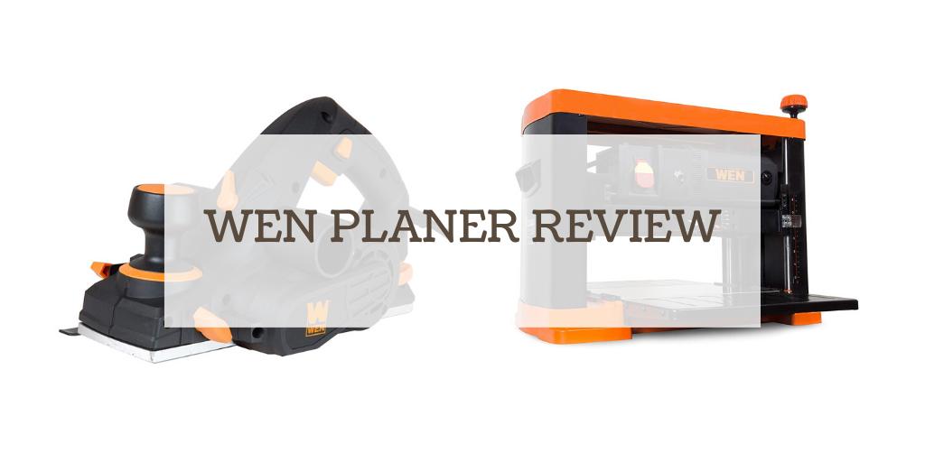 WEN planer review