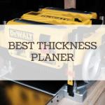 thickness planer