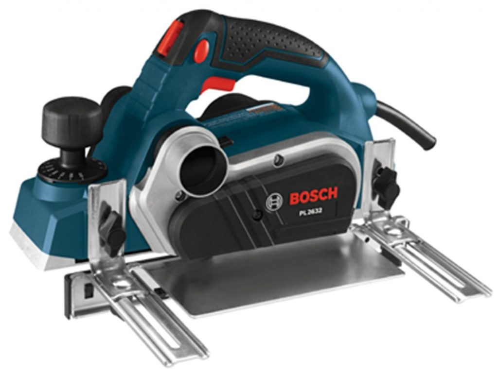 Bosch PL2632K Woodworking Hand Planer with Carrying Case