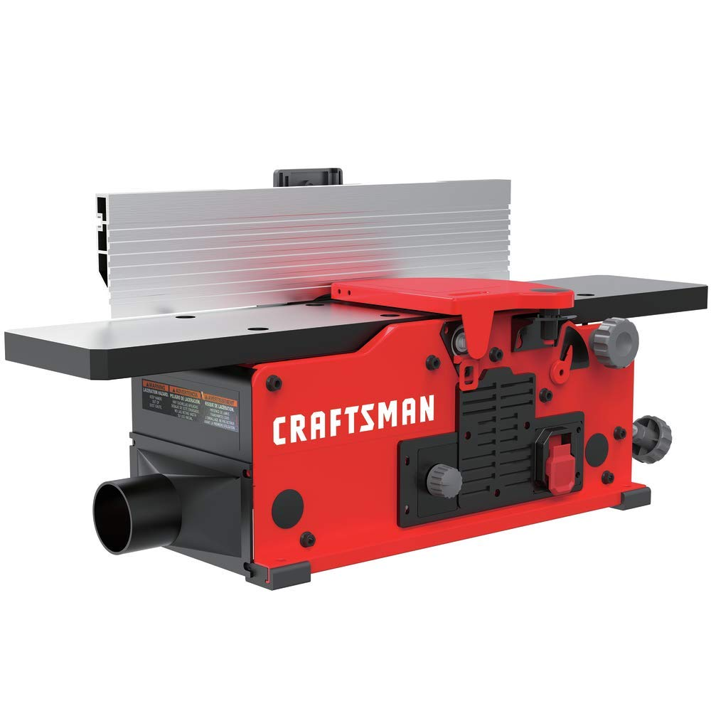 CRAFTSMAN CMEW020 Benchtop Jointer