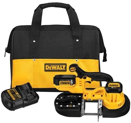 Dewalt DCS371P1 Portable Band Saw Kit