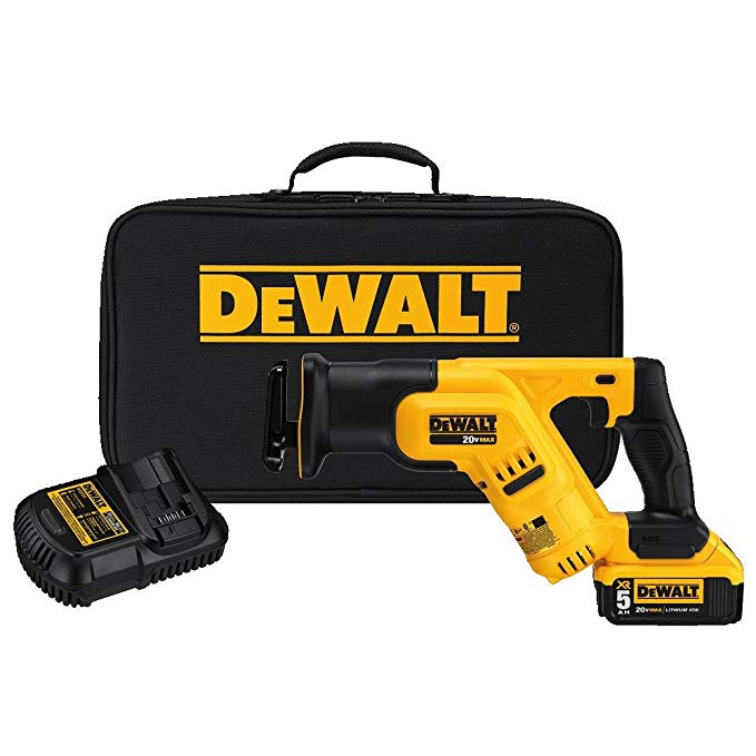 Dewalt DCS387P1 Cordless Reciprocating Saw
