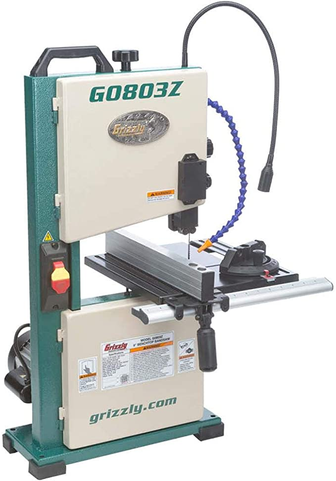 Grizzly Industrial G0803Z Benchtop Band Saw