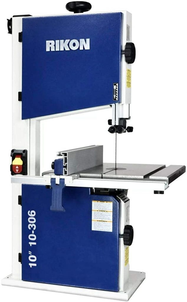 Rikon 10-306 Deluxe Band Saw