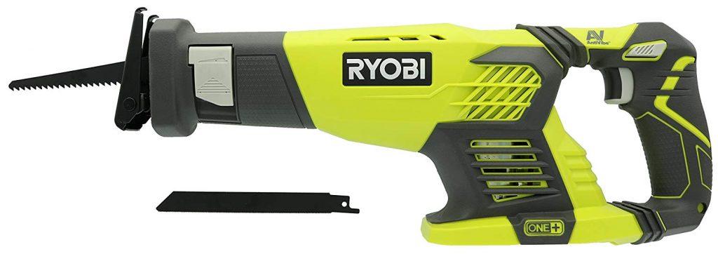 Ryobi P514 Cordless Reciprocating Saw