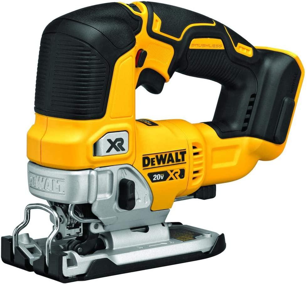 Dewalt 20V MAX XR Jigsaw