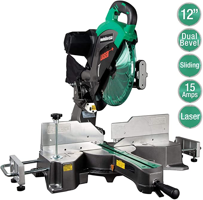 Metabo C12RSH2S Compound Miter Saw