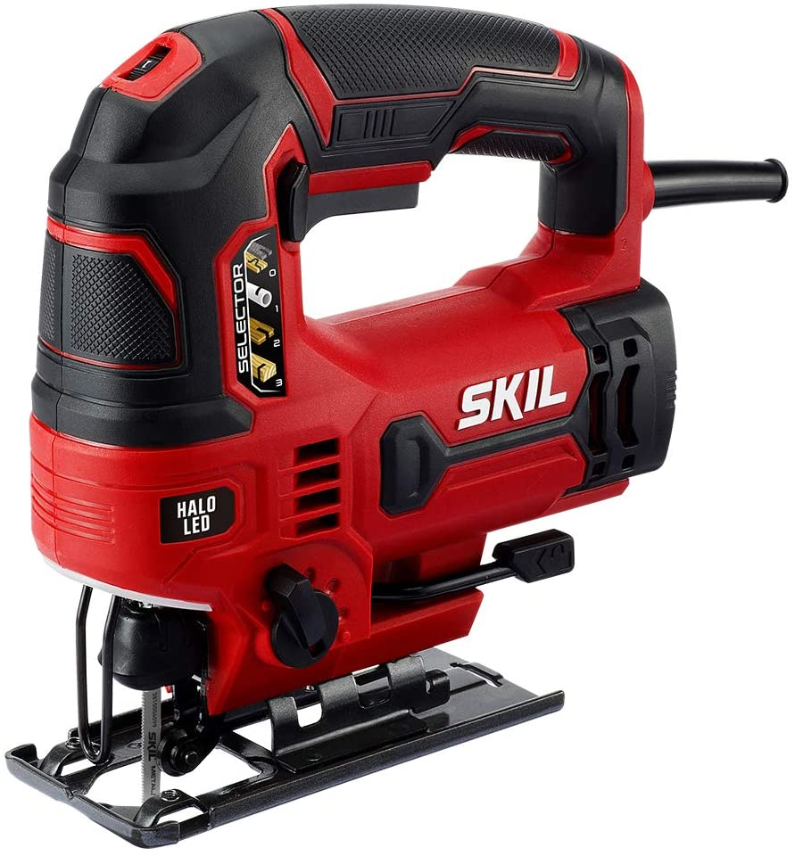 SKIL 6.0-Amp Corded Jigsaw