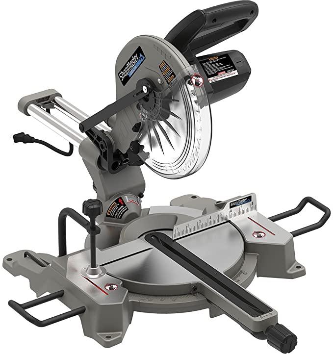 Delta Power Equipment Corporation S26-263L Shopmaster 10 In. Slide Miter Saw w/Laser