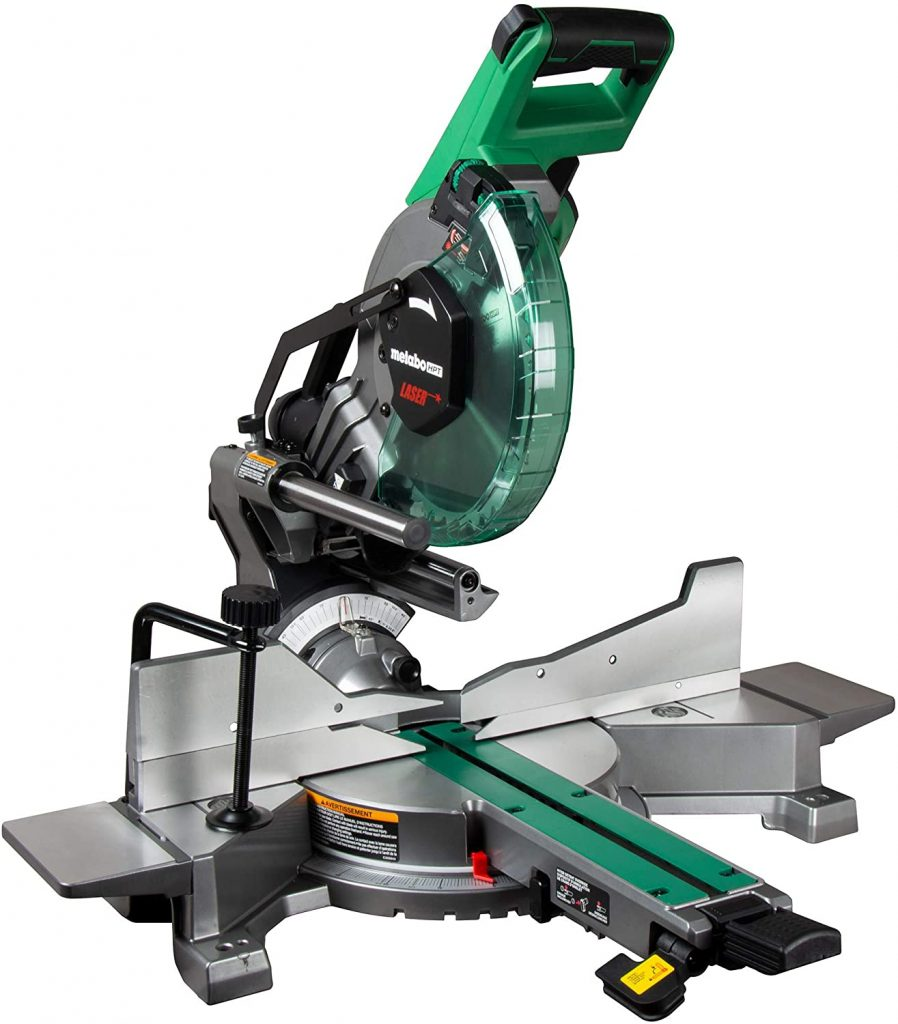 Metabo HPT C10FSHCT Sliding Miter Saw