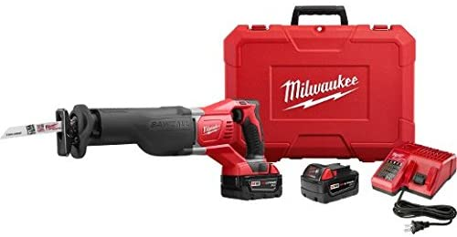 Milwaukee 2621-22 M18 Sawzall Reciprocating Saw